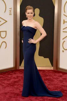 Amy Adams in Gucci // Oscars 2014 Best Dressed