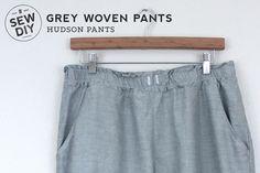 DIY Casual Summer Pants — Sew DIY