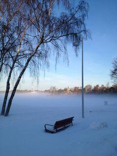 Sibeliuspuisto, Helsinki, Finland