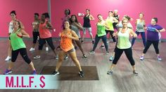 Fergie - M.I.L.F. $ (Dance Fitness with Jessica) Awesome workout!!