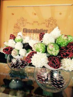 Bouquets navideños