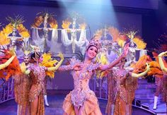 The caberet show at Phuket  http://www.jctour-phuket.com/all_thing_to_do/aphrodite.php