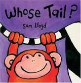Whose Tail by Sam Lloyd book jacket