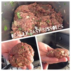 These really easy Thermomix rissoles are a super way of getting adding protein to your meals. Have had them as burgers then cold the next day with salad.