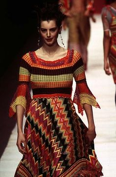 Christian Lacroix - Ready-to-Wear - Runway Collection - Women Spring / Summer 1997