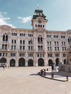Trieste Trieste, Louvre, Building, Places, Travel, Voyage, Buildings, Viajes, Traveling