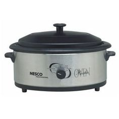 The Metal Ware Corp - Nesco 6qt SS Roaster Oven