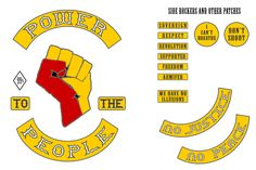 Armifer support Rockers - #PowerToThePeople #DontShoot #Respect #Freedom #ICantBreathe #Revolution #PTTP #Sovereign #Supporter #WeHaveNoIllusions #NoJusticeNoPeace #Armifer Power To The People, Rockers, Respect, Illusions, Revolution, Freedom, Patches, Peace, Liberty