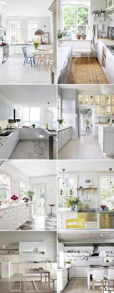 25 Lovely Kitchen Designs