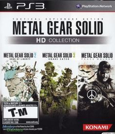 Metal Gear Solid HD Collection sees Solidus Snake become president for a while. Metal Gear Solid, Revolver Ocelot, Friday Video, Kojima Productions, Game Creator, Latest Video Games, Video Game Collection, Xbox 360 Games, Arcade Games