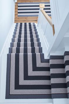 Cost Of Carpet Runners For Stairs Carpet Staircase, Staircase Runner, Hallway Carpet, Modern Staircase, Staircase Design, Stair Runners, Spiral Staircases, Bedroom Carpet, Staircase Remodel