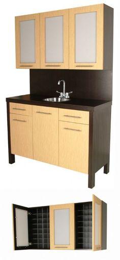Salon Equipment USA: Alta Color Center, Color Bars, 639-54