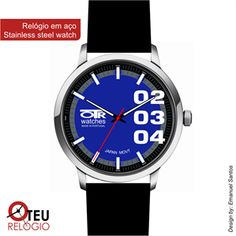 Mostrar detalhes para Relógio de pulso OTR DIEL 0001