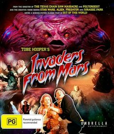 Invaders From Mars Horror Movie