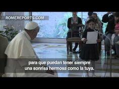 http://www.romereports.com/palio/tierno-encuentro-de-un-grupo-de-ninos-enfermos-con-el-papa-spanish-10191.html#.UazG6UB7IVU Tierno encuentro de un grupo de niños enfermos con el Papa