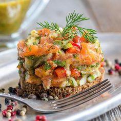 Tartare de saumon aux agrumes et avocat | Bio c' Bon votre supermarché pour un quotidien bio enfin accessible