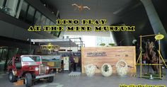 Dino Play at the Mind Museum   Dear Kitty Kittie Kath- Beauty Blogger with Fashion, Lifestyle, and Mommy Blog on the side
