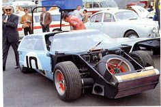 Ford GT40 #10 - Le Mans 1968