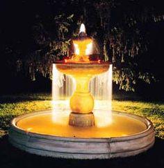 Outdoor Fountains Garden Statues - Garden Fountain Water http://italartworld.com/c-Fountains.html