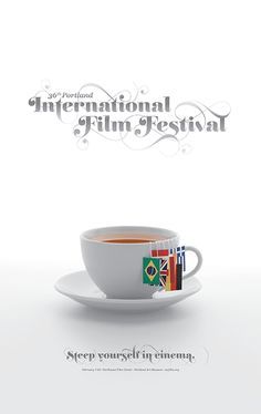 36th Portland International Film Festival Poster