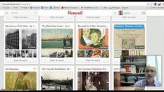 Video tutorial sobre el uso de #Pinterest para la #contentcuration, por @jguallar