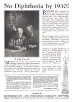 Met Life Ins. Company New York 1926 Ad Picture