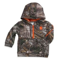 Carhartt® Realtree Xtra® Hooded Fleece Jacket in Camo - buybuyBaby.com