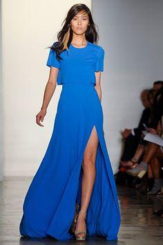 peter som blue dress