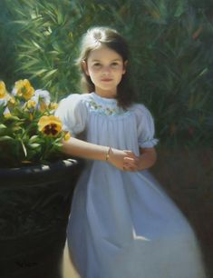Brian Neher is a talented portrait painter based in Charlotte, North Carolina.