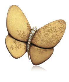 Shinobu clip, Lacquered Butterflies collection