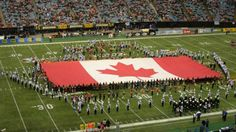 NBC Sports Gets Desperate, to Air 14 Canadian Football League Games This Year Canadian Football League, Grey Cup, League Gaming, O Canada, Baby Girls, Journey, Athletic, Motivation, Games