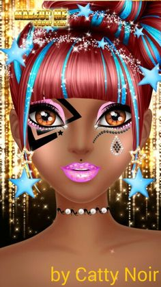 Libii game make up me superstar Fashion Vector, Chica Fantasy, Cricut Vinyl, Superstar, Vectors, Make Up, Clip Art, Portraits, Rock