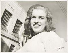 Norma Jeane by Joseph Jasgur, 1946. // BIG FILE *****