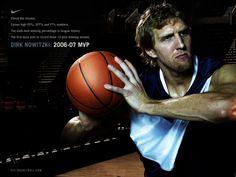 Dirk, all-star.