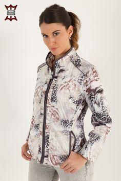 Modelo JOVIAL #cazadora #chaqueta #primavera #modamujer #tendencia #MSolanas #outlet