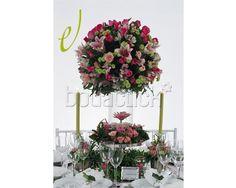 Arreglos florales en Don Eventos