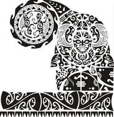 Desenho Pronto De Tattoo Maori Tatuagem