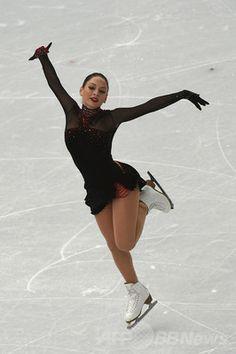 フィギュア女子SPで17位のゲデヴァニシヴィリ、ソチ五輪
