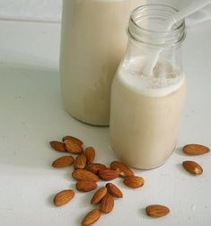 1 cup of fortified almond milk