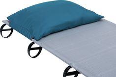 Luxurylite Pillow Keeper - Taie d'oreiller pour lits pliants et matelas Thermarest.