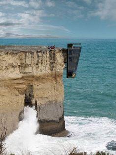 Une maison vertigineuse en Australie