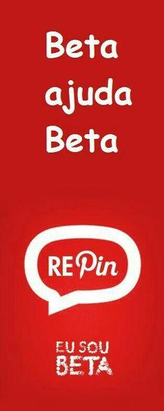 #TimBeta #betalab #BetaAjudaBeta #repin #Tim #Beta