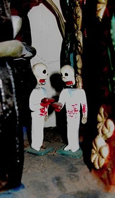 Dia De Los Muertos 'Heart Surgeons' (from Our Collection)