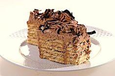 krem keks torta
