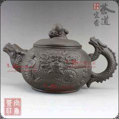 Wholesale Taobao - Buy Kung Fu Tea Special Yixing Teapot Yixing Teapot Yixing Tea Pot Red Rex 360ML, $18.2   DHgate