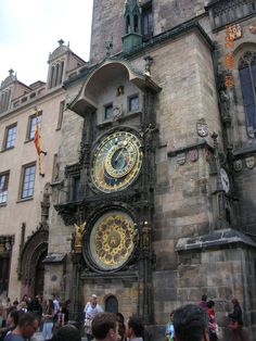 Everyone keeps going on about Prague, and now that I've been, I know why… Old Town Square, Big Ben, Traveling By Yourself, To Go, City, Building, Prague Czech, Clock, Nocturne