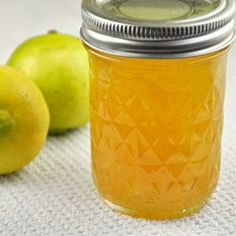 Pineapple Rum Jam with Lime- For a quick snack, serve with New York Style Bagel… Jam Recipes, Canning Recipes, Fruit Recipes, Chutneys, Sauces, Canning Pickles, Jelly Shots, Canned Food Storage, Recipes