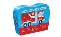 Fire Engine Mini Shaped Box Puzzle by Crocodile Creek