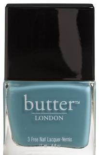 #SephoraColorWash  butter london - artful dodger  lovely teal creme
