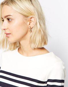 Image 2 - Vivienne Westwood - Nouvelles boucles d'oreilles à petit orbe